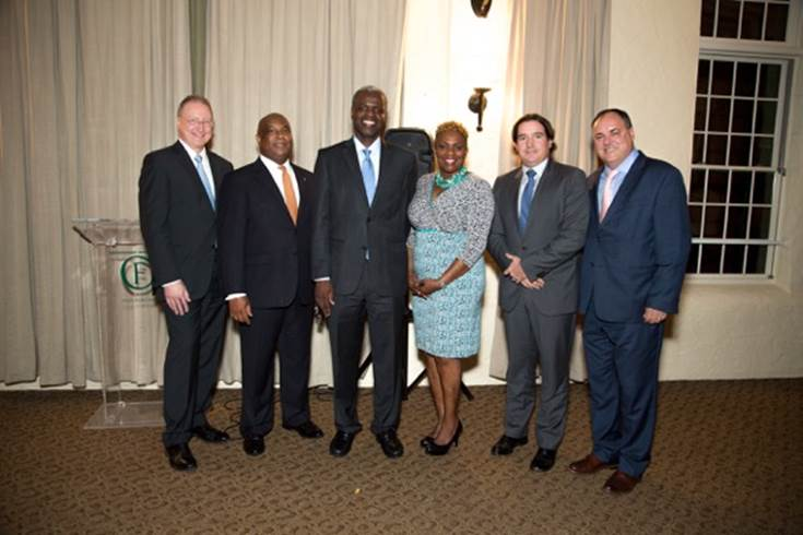 New Slate of Directors and Officers elected to lead the Association of International Banks & Trust Companies in The Bahamas (AIBT)
