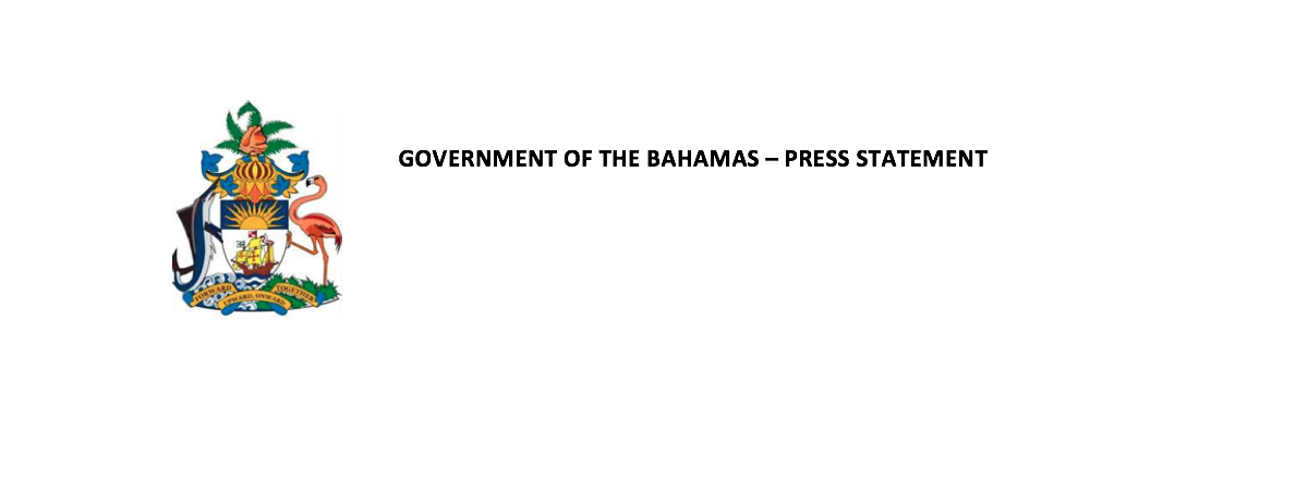 Government of The Bahamas  – Press Statement